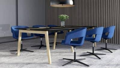 Besucherstuhl und Konferenzstühle, Barhocker und Lounge-Möbel