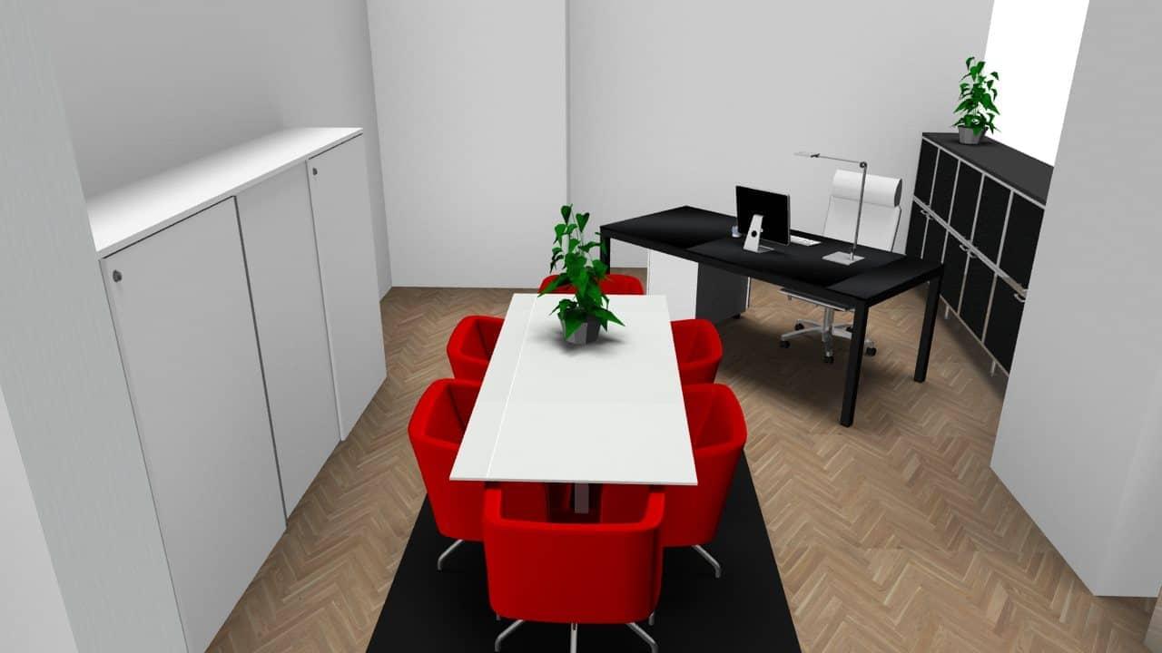 Besprechungsraum von Italoffice