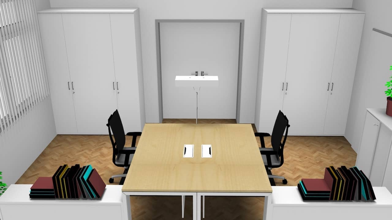 Bürokonzept von Italoffice